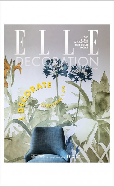 Paul Raeside Elle Decoration UK